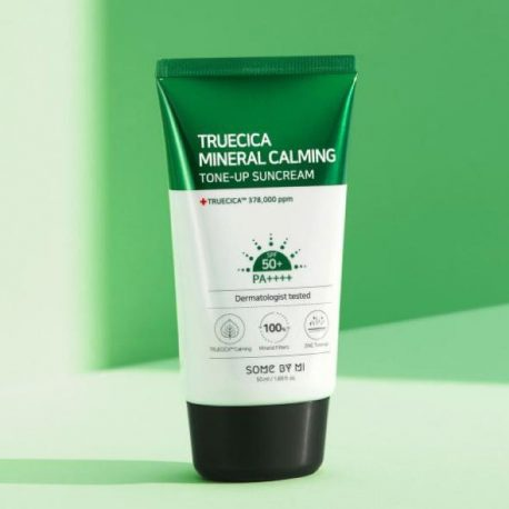 Kem chống nắng Some By Mi Truecica Mineral Calming Tone Up Sun Cream