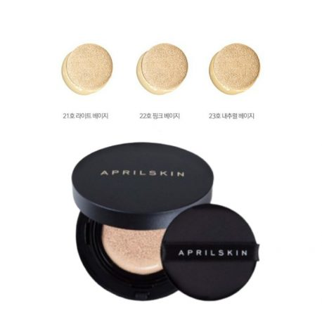 Phấn Nước April Skin Magic Snow Cushion 2.0