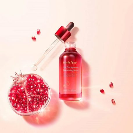 Serum Lựu Đỏ Innisfree Jeju Pomegranate Revitalizing Serum 50ml